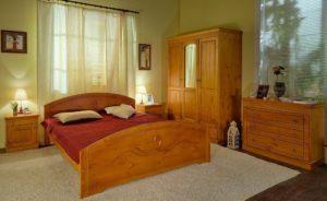 Мебель из коллекции «Далия»